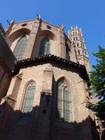 Toulouse, Jacobinerkirche, erbaut im 13.