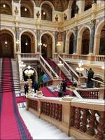 Nationalmuseum in Prag am 10.4.2019