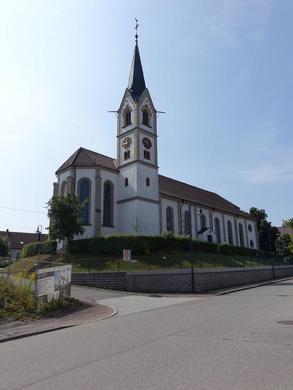 Kirche villingendorf katholische Villingendorf: Höheres