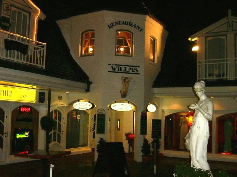 Hotel Roth in Westerland auf der Insel Sylt (von der ...