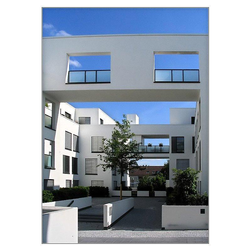 wohnbebauung rosenpark in stuttgart nach pl nen der. Black Bedroom Furniture Sets. Home Design Ideas